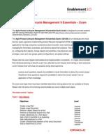 Agile Exam Study Guide 168716