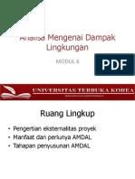 MODUL 6-ANALISIS MENGENAI DAMPAK LINGKUNGAN.pptx