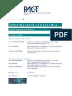 Acute Myocardial Ischaemia ESICM