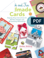 100 Handmade Cards Easy to Follow Instructions for 50 New Designs and-50 Amazing Alternatives