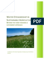 Water Stewardship Report