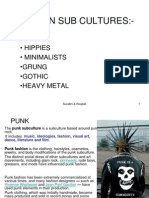Ses7 Subcultures