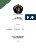 Proposal Format Bussiness Plan