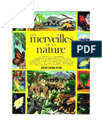 Histoire Naturelle Les Merveilles de La Nature Les Deux Coqs d'Or