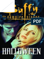 Halloween Joss Whedon