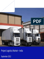 Project Logistics Market in India 2012 - Sample