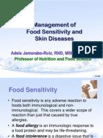 NDR2014 Skin Food Intolerances.