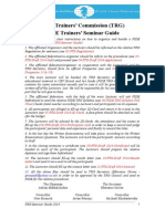 01 FTS Seminar Guide 2014