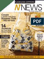 Sew News June July 2014