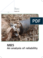 M85 Bomblet - An Analysis of Reliability (Landmineaction.org)