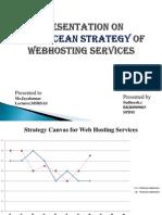 Webhosters Blueocean Strategy