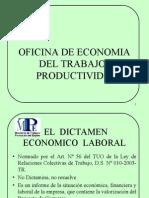 Dictamen Economico