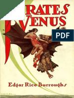 [Cycle de Venus - 1] - Les Pirates de Venus - Edgar Rice Burroughs