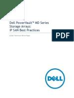 PowerVault IP SAN best practices