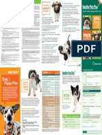 CANINEHealthy Pets Plus Brochure