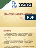 tatanano strategic cost management