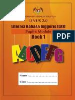 Cover Linus 2.0 (Pupils Module)