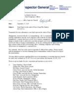 2014 Final Audit Report