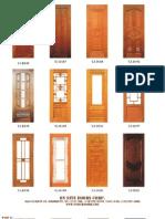 Custom Architectural Luxury Interior Doors Catalog part-1