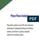 PhasePlane Analysis