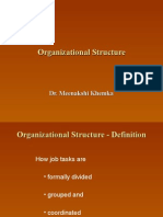 Sess 7 - Organizational Structure