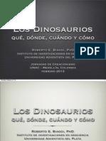 Biaggi Los Dinosaurios