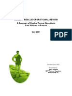 Combat Rescue Operational Review-Final