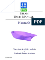 HydroD User Manual