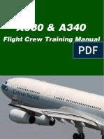 A330-A340 Flight Crew Training Manual
