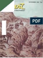 197611 Desert Magazine 1976 November