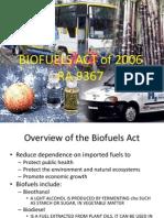 Biofuels 2