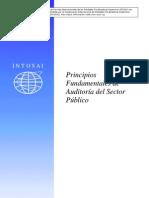 Issai-100-S-new Principios Fundamentales de Auditoría Del Sector Público