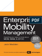 Enterprise Mobile Management - all you need to know