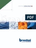 Brandoni Catalogo Generale GB