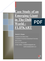 Case Study of an Emerging Giant in the Online World - FLIPKART-libre