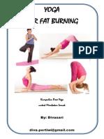 Yoga Pose for Fat Burner