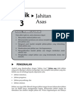 Topik 3 Jahitan Asas