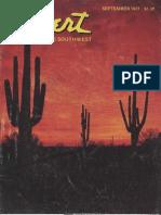 197709 Desert Magazine 1977 September