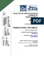 Trabalho Social Com Familia