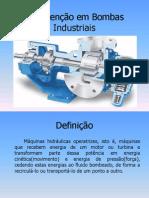 Manutenção Em Bombas Industriais
