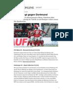 Fussball Bundesliga Vierter Spieltag