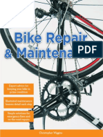 Idiot's Guides Bike Repair and Maintenance by Christopher Wiggins
