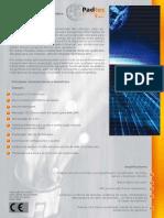Folheto Amplificadores e Transponders_port_2007