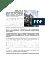 Finanzas Ministerio de Hacienda