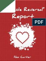 Role Reversal Report