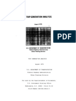 Trip Generation Analysis - FHWA 1975 - procesat.doc