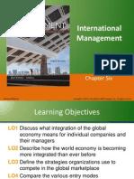 International Management. (HS)