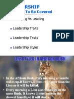 Leadership Training 34