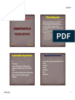 Handout 10 Characteristics of Placer Deposits