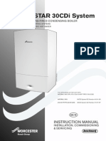 Installation Commissioning and Servicing Instructions for Greenstar Cdi System
